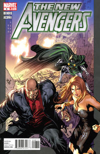 Cover Thumbnail for New Avengers (Marvel, 2010 series) #8