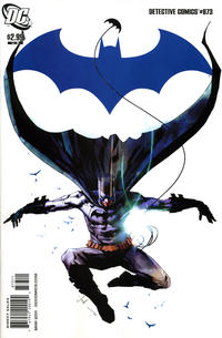 Cover Thumbnail for Detective Comics (DC, 1937 series) #873