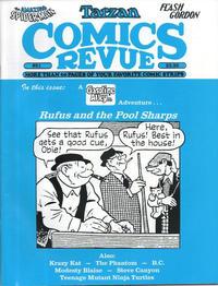 Cover for Comics Revue (Manuscript Press, 1985 series) #81