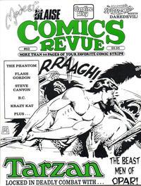Cover Thumbnail for Comics Revue (Manuscript Press, 1985 series) #83