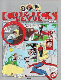 Cover Thumbnail for Comics Revue (Manuscript Press, 1985 series) #79