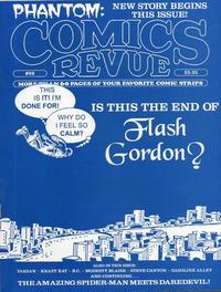 Cover Thumbnail for Comics Revue (Manuscript Press, 1985 series) #86