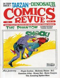 Cover Thumbnail for Comics Revue (Manuscript Press, 1985 series) #88