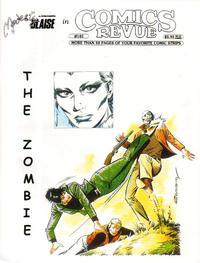 Cover for Comics Revue (Manuscript Press, 1985 series) #182