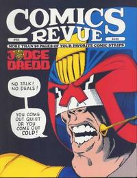 Cover Thumbnail for Comics Revue (Manuscript Press, 1985 series) #66