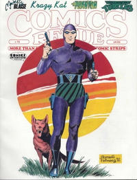 Cover for Comics Revue (Manuscript Press, 1985 series) #75