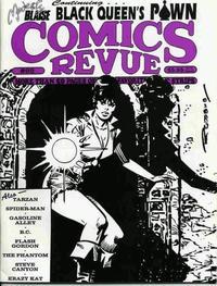 Cover Thumbnail for Comics Revue (Manuscript Press, 1985 series) #92