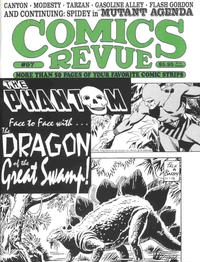 Cover for Comics Revue (Manuscript Press, 1985 series) #97
