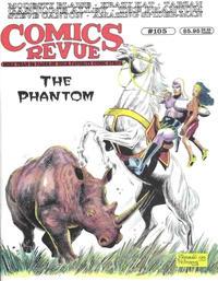 Cover Thumbnail for Comics Revue (Manuscript Press, 1985 series) #105