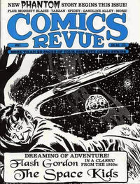 Cover Thumbnail for Comics Revue (Manuscript Press, 1985 series) #91