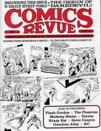 Cover for Comics Revue (Manuscript Press, 1985 series) #87