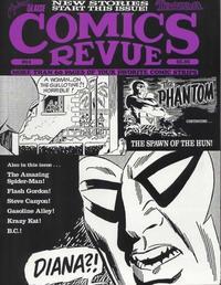 Cover Thumbnail for Comics Revue (Manuscript Press, 1985 series) #84