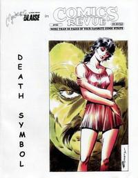 Cover for Comics Revue (Manuscript Press, 1985 series) #164