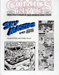 Cover for Comics Revue (Manuscript Press, 1985 series) #124