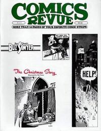 Cover for Comics Revue (Manuscript Press, 1985 series) #129