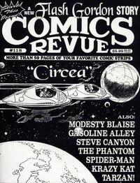 Cover Thumbnail for Comics Revue (Manuscript Press, 1985 series) #118