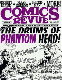 Cover Thumbnail for Comics Revue (Manuscript Press, 1985 series) #119