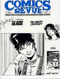 Cover Thumbnail for Comics Revue (Manuscript Press, 1985 series) #120