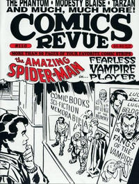Cover Thumbnail for Comics Revue (Manuscript Press, 1985 series) #116