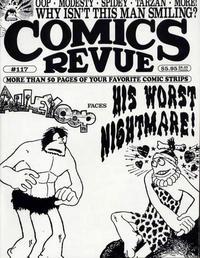 Cover Thumbnail for Comics Revue (Manuscript Press, 1985 series) #117