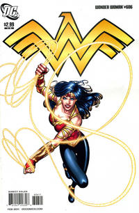 Cover Thumbnail for Wonder Woman (DC, 2006 series) #606