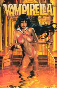 Cover Thumbnail for Vampirella (Harris Comics, 2001 series) #4 [HoloFX Cover]