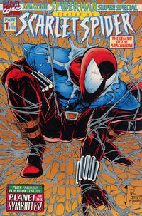 Cover Thumbnail for The Amazing Spider-Man Super Special (Marvel, 1995 series) #1 [Direct]