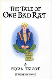 Cover Thumbnail for The Tale of One Bad Rat (Dark Horse, 1995 series)