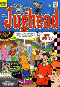 Cover Thumbnail for Jughead (Archie, 1965 series) #179