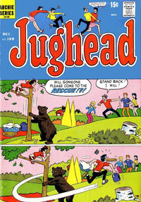 Cover Thumbnail for Jughead (Archie, 1965 series) #199