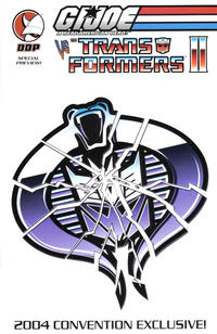 Cover Thumbnail for G.I. Joe vs. The Transformers Comic Book (Devil's Due Publishing, 2004 series) #0