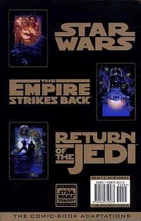 Cover Thumbnail for Star Wars: The Special Edition Box Set (Dark Horse, 1997 series) #[nn]