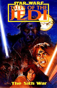 Cover Thumbnail for Star Wars: Tales of the Jedi - The Sith War (Dark Horse, 1996 series)