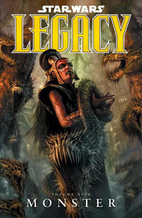 Cover Thumbnail for Star Wars: Legacy (Dark Horse, 2007 series) #9 - Monster
