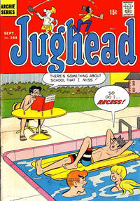 Cover Thumbnail for Jughead (Archie, 1965 series) #184