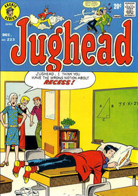 Cover Thumbnail for Jughead (Archie, 1965 series) #223