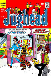 Cover Thumbnail for Jughead (Archie, 1965 series) #212