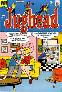Cover Thumbnail for Jughead (Archie, 1965 series) #213