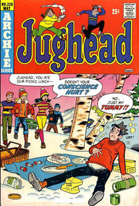 Cover Thumbnail for Jughead (Archie, 1965 series) #228