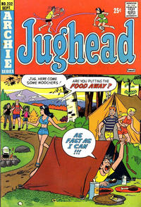 Cover Thumbnail for Jughead (Archie, 1965 series) #232