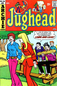 Cover Thumbnail for Jughead (Archie, 1965 series) #236