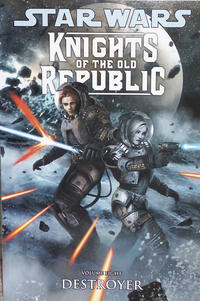 Cover Thumbnail for Star Wars: Knights of the Old Republic (Dark Horse, 2006 series) #8 - Destroyer