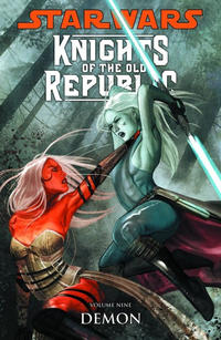 Cover Thumbnail for Star Wars: Knights of the Old Republic (Dark Horse, 2006 series) #9 - Demon