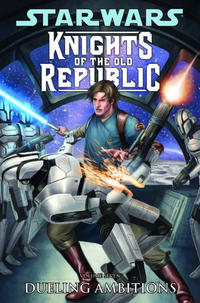 Cover Thumbnail for Star Wars: Knights of the Old Republic (Dark Horse, 2006 series) #7 - Dueling Ambitions