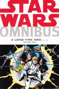 Cover Thumbnail for Star Wars Omnibus: A Long Time Ago.... (Dark Horse, 2010 series) #1
