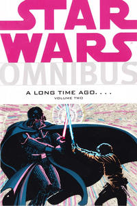Cover Thumbnail for Star Wars Omnibus: A Long Time Ago.... (Dark Horse, 2010 series) #2
