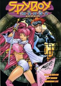 Cover Thumbnail for SpyBoy: The M.A.N.G.A. Affair (Dark Horse, 2003 series)