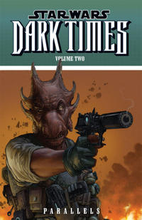 Cover Thumbnail for Star Wars: Dark Times (Dark Horse, 2008 series) #2 - Parallels