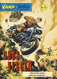 Cover Thumbnail for Kamp-serien (Serieforlaget / Se-Bladene / Stabenfeldt, 1964 series) #45/1973