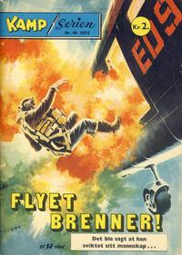 Cover Thumbnail for Kamp-serien (Serieforlaget / Se-Bladene / Stabenfeldt, 1964 series) #46/1973